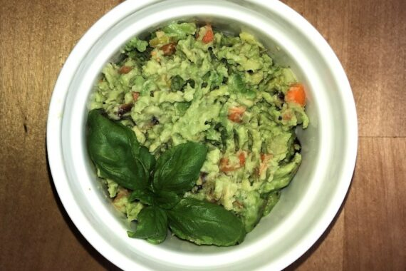 Avocado Dish